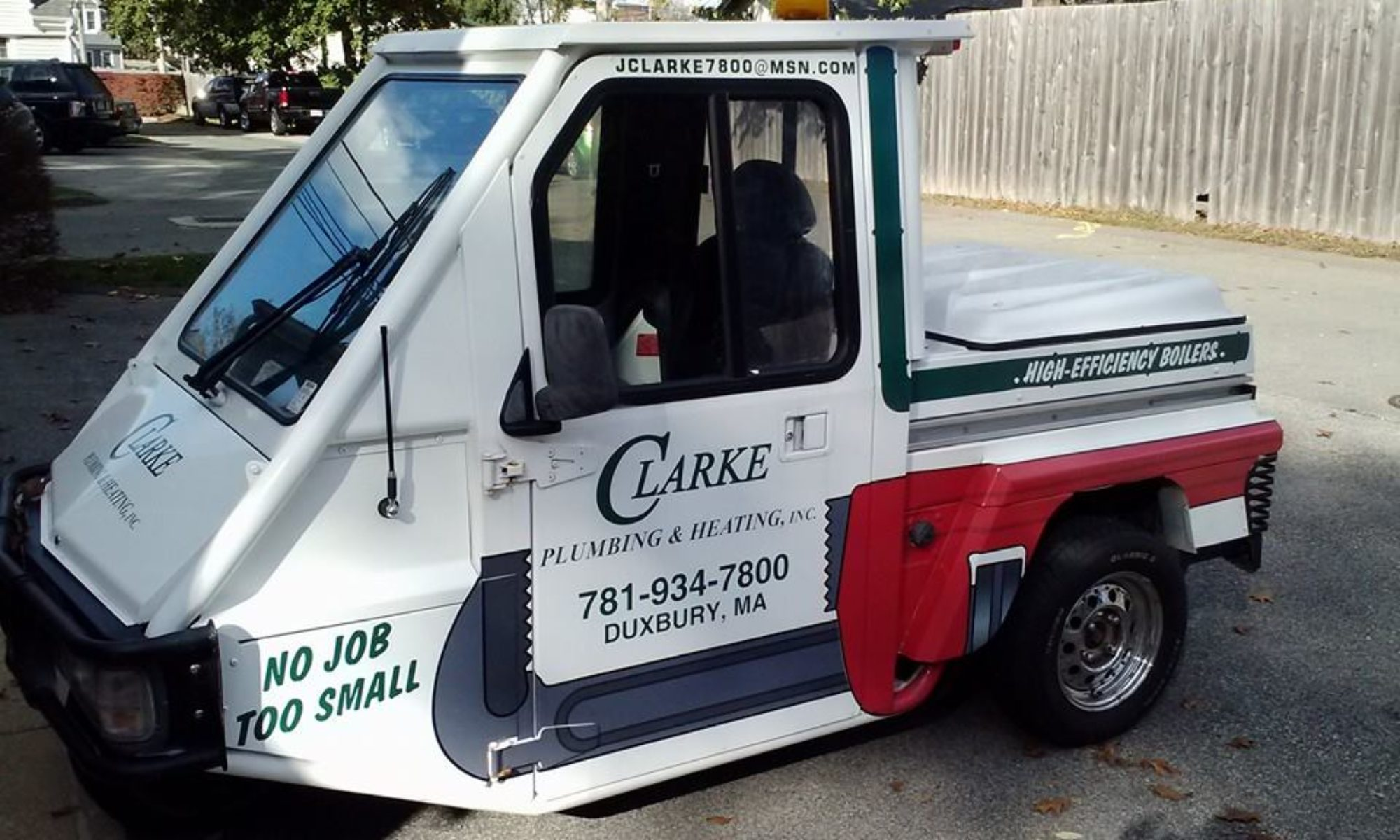 Jonathan Clarke Plumbing and Heating - Duxbury, MAssachusetts